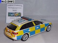 (06) Scotland Audi A4 Avant (SF15KFA) (mad4bmws) Tags: 30 tdi scotland traffic diesel police a4 audi avant quattro 143 minichamps kfa rpu sf15 arv code3 anpr mad4bmws sf15kfa