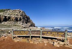The end of the world (Fil.ippo) Tags: travel sea seascape water landscape mare capetown viaggio filippo capeofgoodhope capepeninsula sudafrica sigma1020 aouthafrica capodibuonasperanza d7000 filippobianchi