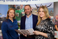 "Caroline Cruise (Davy); . Derek Liddy (Aer Lingus). and Maria Flood (Three). • <a style=""font-size:0.8em;"" href=""http://www.flickr.com/photos/59969854@N04/22500749073/"" target=""_blank"">View on Flickr</a>"