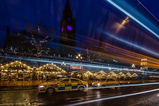 Speeding towards Christmas