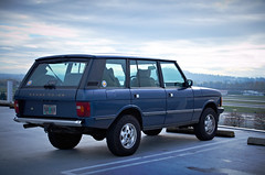 Range Rover Classic LWB (BHCMBailey) Tags: classic wheel long rover 1995 range base 42