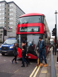 New Bus For London RAPT London United LT142