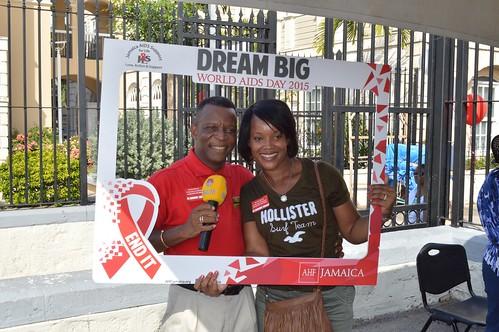 WAD 2015: Jamaica