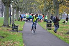DSC_0478 (musicismyradar) Tags: park november autumn leicester running run victoria runners inaugural 2015 parkrun