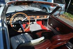 Lancia Flavia Cabriolet (TAPS91) Tags: solo flavia cuore lancia cabriolet 2 raduno carburatore