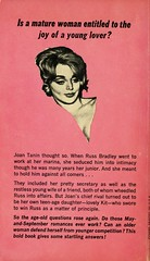 Beacon Books B732X - Tom Harland - This Breed of Woman (back) (swallace99) Tags: vintage 60s paperback beacon sleaze