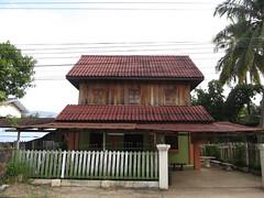 """Luang Prabang: villages sur l'autre rive de la rivière Nam Khan <a style=""""margin-left:10px; font-size:0.8em;"""" href=""""http://www.flickr.com/photos/127723101@N04/23848631252/"""" target=""""_blank"""">@flickr</a>"""