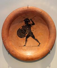 Psiax armoured Warrior (f_snarfel) Tags: museumsinsel altesmuseumberlin antikensammlungberlin staatlichemuseenberlin psiax armouredwarrior lanzenkämpfer