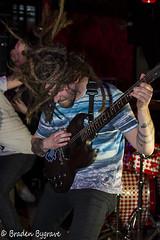 D7K_2236 CC (Braden Bygrave) Tags: show toronto rock drums concert lowlight nikon drum bass guitar flash crowd singer bassist drummer nikonphotography d7100 nikonphoto yn460 nikond7100