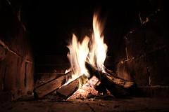 Fireplace (Willierovi) Tags: happy fire navidad fireplace feliz fuego chimenea cristmas foc