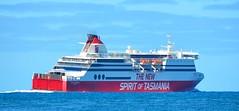 Spirit of Tasmania II (Ross-J) Tags: ferry heads tasmania the spiritoftasmania passengerferry