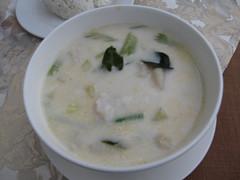 """Luang Prabang: poisson du Mékong au lait de coco <a style=""""margin-left:10px; font-size:0.8em;"""" href=""""http://www.flickr.com/photos/127723101@N04/23937468295/"""" target=""""_blank"""">@flickr</a>"""