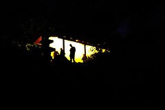 (formwandlah) Tags: japanischer garten kaiserslautern teehaus mondfest tsukimi japanese garden teahouse japan illumination beleuchtung nacht night pond wasser langzeitbelichtung long exposure ricoh gr pentax outdoor silhouette silhouettes silhouetten people fest yellow schwarzer hintergrund