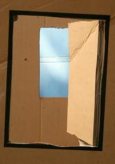 Sony Alpha A230 with Helios-44-2 - Cardboard Windows (Kojotisko) Tags: sonyalphaa230 helios442258 helios442 legacylenses legacylens brno czechia czechrepublic creativecommons