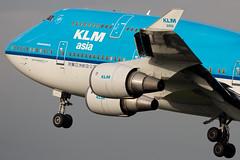 2016_09_01 AMS stock-39 (jplphoto2) Tags: 747 747400 ams amsterdam amsterdamschiphol boeing747 eham jdlmultimedia jeremydwyerlindgren klm klm747 klmasia klmasia747 phbfy schiphol aircraft airplane airport aviation