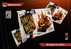 Halloween Flyer Template (AndyDreamm) Tags: artist concert dancemusic djevent djflyer djflyertemplate dubstep electrodj electronic fall festival gold halloween halloweenbash halloweenparty hiphop housedj housemusic invitation monkeybox nightparty partyflyer poster pumpkin rap rave rock zombie