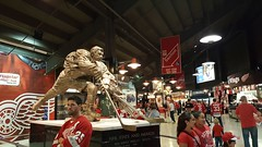 (F.S.F) Tags: sid abel joe louis arena detroit red wings