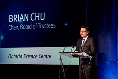 Brian Chu, Chair, Board of Trustees, Ontario Science Centre (The Ontario Science Centre) Tags: brianchu chair boardoftrustees ontariosciencecentre