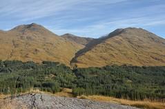 Sgurr nan Coireachan, An Eag and Sgurr Cos na Breachd-laoidh (Paul Sammonds) Tags: morar knoydart