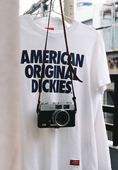 ca Vn Anh (Sammy Pham) Tags: saigon vietnam capture the moment young artist sammy pham photography saminari veeayy 35mm film analog fuji 100 canon ae1 konica auto s2 clothes daily life
