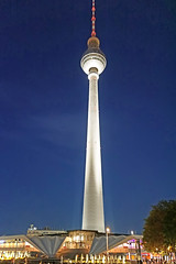 Germany-00167 - Fernsehturm (archer10 (Dennis) 83M Views) Tags: germany berlin building sony a6300 ilce6300 18200mm 1650mm mirrorless free freepicture archer10 dennis jarvis dennisgjarvis dennisjarvis iamcanadian novascotia canada fernsehturm tower tv globus tour