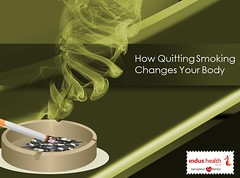 How Quitting Smoking Changes Your Body (ihp.pune@ymail.com) Tags: smoking avoidsmoking nosmoking health healthtips healthydiet healthyhabits healthylifestyle cancer
