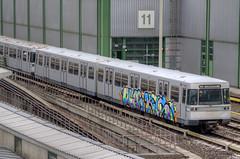 Plus x Keos (Herbalizer) Tags: plus keos graffiti vienna wien austria sterreich wiener linien metro ubahn untergrund underground bahn