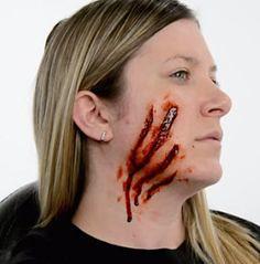 Slashed flesh 3D FX (TattooForAWeek) Tags: slashed flesh 3d fx tattooforaweek temporary tattoos wicker furniture paradise outdoor