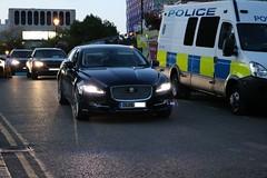 Metropolitian Police Escort (central1850) Tags: police escort pelkin birmingham metropolitian