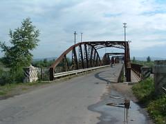 Tisza-híd Visknél (ossian71) Tags: ukrajna ukraine kárpátalja visk híd bridge