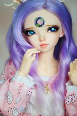 Little Lotus <3 (Athena Roseanna Tse) Tags: bjd balljointeddoll doll abjd fairyland minifee luka lotus
