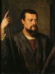 The Orator Francesco Filetto (?) (lluisribesmateu1969) Tags: 16thcentury portrait titian notonview kunsthistorischesmuseumwien vienna