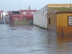 255 (charmingLaLinea) Tags: inundacin flood allagamento spain la linea concepcion cadiz gibraltar campo gibilterra water agua lluvia pioggia rain 2016 december charming decay