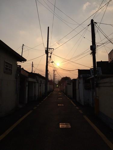 Gyeonju città vecchia