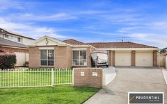 34 Pyramus Circuit, Rosemeadow NSW