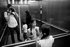 SCP_1332 (sachandler76) Tags: nikon d700 28mm f18g lift elevator airport heathrow selfie family girl boy wife me mirror reflection lines lip balm doors