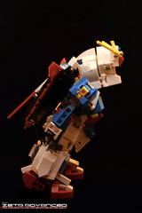 Z Pose 4 (Sam.C (S2 Toys Studios)) Tags: zetagundam gundam mobilesuit lego moc s2 80s scifi mecha anime japan spacecraft