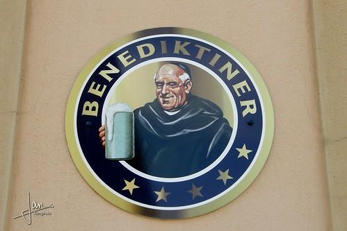 Echternach (2016) - Benediktiner