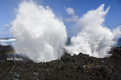 Wai'anapanapa State Park Blow Hole (HelenC2008) Tags: waianapanapa blowhole roadtohana maui hawaii lava lavarock nikon d810