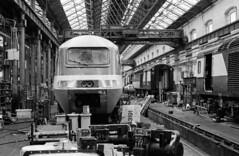 Derby Works (DH73.) Tags: derby works british rail inter city 125 hst repair