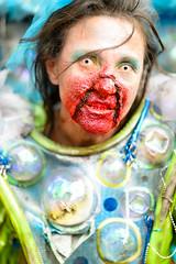 Katherine (k.jessen) Tags: katherine zombiecarnival zombiewalk zombiewalksp zombiewalksp2015 zombie zumbi blood sangue brains miolos saopaulo sopaulo brasil brazil