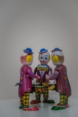 Bring in the Clowns (*Capture the Moment*) Tags: 2016 art bokeh bokehleicalenses clown clowns f14 kunst leicasummiluxm1475 leitzleica lenbachhaus licht light sonya7m2 sonya7mark2 sonya7ii sonyilce7m2 bokehlicious