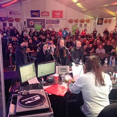 #Shinedown at #CampOutForHunger (ShinedownsNation) Tags: shinedown nation shinedowns zach myers brent smith eric bass barry kerch