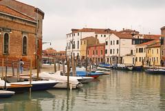 Murano II (Leandro Fridman) Tags: murano venecia botes canales arquitectura italia urbano europa ciudad airelibre nikon d60