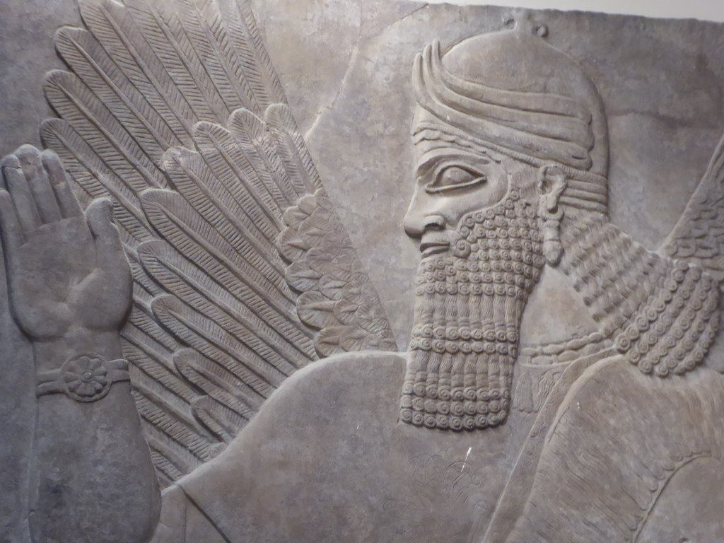The world s best photos of nimrud and sculpture flickr