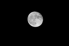 The Moon (Colin Rigney) Tags: ireland canoneos7d colinrigney moon lunar sky cowicklow night