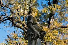 Parque de Maria Luisa Statue ({House} Photography) Tags: spain seville sevilla andalusia europe travel photography canon 70d 24105 f4 housephotography timothyhouse parque de maria luisa park garden statue tree