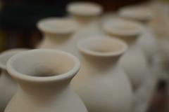 Pottery at the ready (radargeek) Tags: homesteadheritage waco tx texas pottery