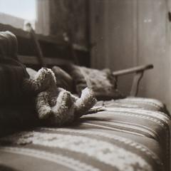 Analogue love by Flexaret V (C O L O U R S O F D E C A Y) Tags: abandoned urbex urban exploration belgium infiltration maison analog analogue film blackandwhite bw bnw monochrome flexaret
