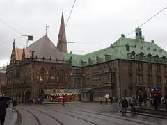 Bremen: Rathaus (harry_nl) Tags: germany deutschland 2016 bremen rathaus unesco worldheritage